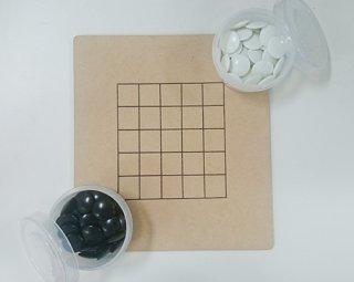 初心者用碁盤セット(6路&9路)