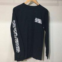 CASPER LONGSLEEVE T-SHIRTS (BLACK)