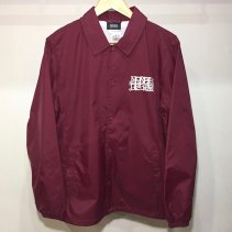 CASPER COACH JACKET (MARRON)
