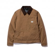 <img class='new_mark_img1' src='https://img.shop-pro.jp/img/new/icons16.gif' style='border:none;display:inline;margin:0px;padding:0px;width:auto;' />BackChannel-WORK JACKET