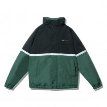 BackChannel-STAND COLLAR JACKET