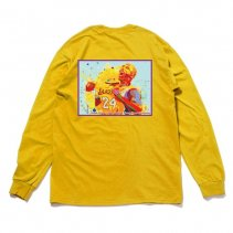 -GRAVY SOURCE- KOBE02 L/S TEE
