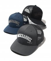 <img class='new_mark_img1' src='https://img.shop-pro.jp/img/new/icons2.gif' style='border:none;display:inline;margin:0px;padding:0px;width:auto;' />-Back Channel-COLLEGE LOGO MESH CAP