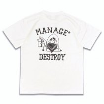 - MANAGE*DESTROY - ESOW / BOMBER TEE