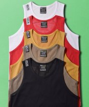 <img class='new_mark_img1' src='https://img.shop-pro.jp/img/new/icons2.gif' style='border:none;display:inline;margin:0px;padding:0px;width:auto;' />-BACK CHANNEL- MESH TANK TOP