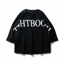 <img class='new_mark_img1' src='https://img.shop-pro.jp/img/new/icons2.gif' style='border:none;display:inline;margin:0px;padding:0px;width:auto;' /> - TIGHT BOOTH - BIG LOGO 7 SLEEVE T-SHIRT