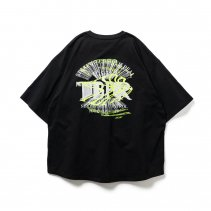 <img class='new_mark_img1' src='https://img.shop-pro.jp/img/new/icons2.gif' style='border:none;display:inline;margin:0px;padding:0px;width:auto;' /> - TIGHT BOOTH - DUPLICATION S/S T-SHIRT(TIGHTBOOTH / KOSUKE KAWAMURA)