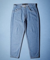 <img class='new_mark_img1' src='https://img.shop-pro.jp/img/new/icons2.gif' style='border:none;display:inline;margin:0px;padding:0px;width:auto;' />-BACK CHANNEL- TAPERED DENIM