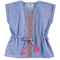 <b>BONHEUR DU JOUR</b></br>【春夏物セール】Stripe tunic