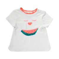 <b>BONHEUR DU JOUR</b></br>WATERMELON T-shirt<img class='new_mark_img2' src='//img.shop-pro.jp/img/new/icons16.gif' style='border:none;display:inline;margin:0px;padding:0px;width:auto;' />