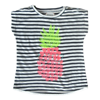 <b>BONHEUR DU JOUR</b></br>PINEAPPLE T-shirt 6M~12M<img class='new_mark_img2' src='//img.shop-pro.jp/img/new/icons16.gif' style='border:none;display:inline;margin:0px;padding:0px;width:auto;' />