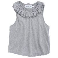 <b>How to Kiss a Frog</b></br>【春夏物セール】Ruffle sleeveless T