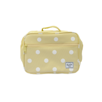 <b>Herschel</b></br>POP QUIZ LUCHBOX</br>POPCORN/NATURAL POLKA DOTS