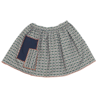 <b>LEOCA</b><br>PATCHWORK SKIRT SQUARE<img class='new_mark_img2' src='https://img.shop-pro.jp/img/new/icons16.gif' style='border:none;display:inline;margin:0px;padding:0px;width:auto;' />