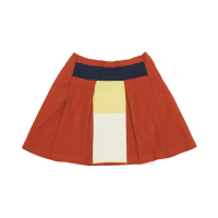 <b>LEOCA</b><br>BOARDING SKIRT ORANGE<img class='new_mark_img2' src='//img.shop-pro.jp/img/new/icons16.gif' style='border:none;display:inline;margin:0px;padding:0px;width:auto;' />
