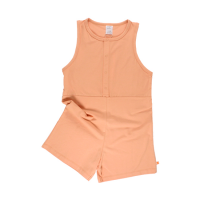 <b>tinycottons</b></br>【春夏物セール】moujik text relaxed onepiece