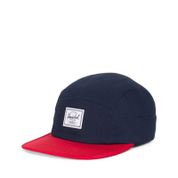 <b>Herschel</b></br>GLENDALE YOUTH CAP</br>NAVY/RED