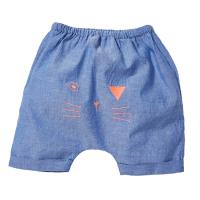 <b>BONHEUR DU JOUR</b><br>【春夏物セール】MAEL Baby pant/ BLUE