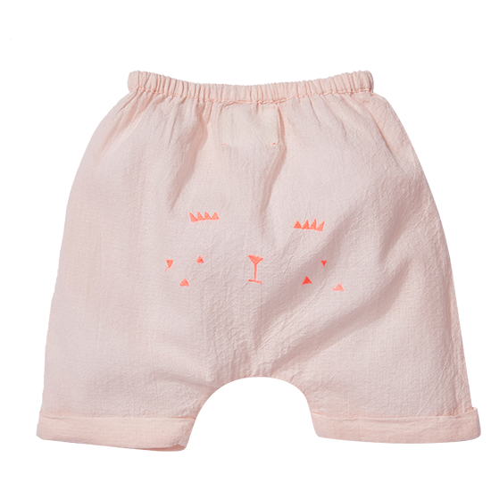 BONHEUR DU JOUR【春夏物セール】MAELYS Baby pant/ LIGHT PINK