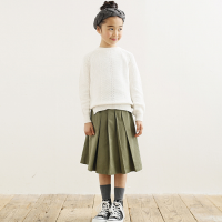 <b>ARCH&LINE</b></br>FLARE&TUCK SKIRT</br>KHAKI<img class='new_mark_img2' src='https://img.shop-pro.jp/img/new/icons18.gif' style='border:none;display:inline;margin:0px;padding:0px;width:auto;' />