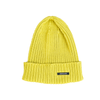 <b>ARCH&LINE</b></br>COTTON KNIT CAP<br>YELLOW