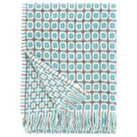 <b>LAPUAN KANKURIT</b><br>CORONA / blanket</br>turquoise<img class='new_mark_img2' src='//img.shop-pro.jp/img/new/icons2.gif' style='border:none;display:inline;margin:0px;padding:0px;width:auto;' />