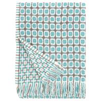 <b>LAPUAN KANKURIT</b><br>CORONA / blanket</br>turquoise