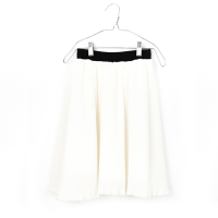 <b>MOTORETA</b></br>【入荷前ご予約販売】</br>ANA SKIRT</br>Pleated off white<img class='new_mark_img2' src='//img.shop-pro.jp/img/new/icons2.gif' style='border:none;display:inline;margin:0px;padding:0px;width:auto;' />
