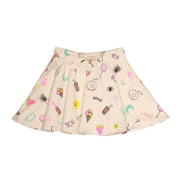 <b>soft gallery</b></br>Lena Skirt</br> Cream Melange, AOP Fun<img class='new_mark_img2' src='https://img.shop-pro.jp/img/new/icons18.gif' style='border:none;display:inline;margin:0px;padding:0px;width:auto;' />