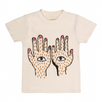 <b>soft gallery</b></br>Aulona T-shirt</br>Gardenia, Hands<img class='new_mark_img2' src='//img.shop-pro.jp/img/new/icons18.gif' style='border:none;display:inline;margin:0px;padding:0px;width:auto;' />
