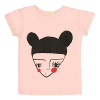 <b>soft gallery</b></br>Pilou T-shirt</br>Rose cloud, Topknot<img class='new_mark_img2' src='https://img.shop-pro.jp/img/new/icons18.gif' style='border:none;display:inline;margin:0px;padding:0px;width:auto;' />