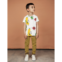 <b>mini rodini</b></br> Veggie aop ss tee </br>white<img class='new_mark_img2' src='https://img.shop-pro.jp/img/new/icons18.gif' style='border:none;display:inline;margin:0px;padding:0px;width:auto;' />