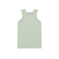 <b>MINGO.</b></br>19ss Singlet</br>Mint, Jersey<img class='new_mark_img2' src='//img.shop-pro.jp/img/new/icons1.gif' style='border:none;display:inline;margin:0px;padding:0px;width:auto;' />