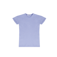 <b>MINGO.</b></br>19ss T-shirt dress</br>Lilac, Jersey<img class='new_mark_img2' src='//img.shop-pro.jp/img/new/icons1.gif' style='border:none;display:inline;margin:0px;padding:0px;width:auto;' />
