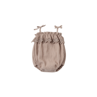 <b>Rylee+Cru</b></br>19ss ruffle romper</br>sand<img class='new_mark_img2' src='https://img.shop-pro.jp/img/new/icons1.gif' style='border:none;display:inline;margin:0px;padding:0px;width:auto;' />