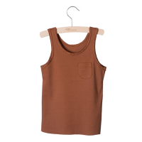 <b>Little HEDONIST</b></br>19ss Tank top LILY</br>Mocha<img class='new_mark_img2' src='https://img.shop-pro.jp/img/new/icons1.gif' style='border:none;display:inline;margin:0px;padding:0px;width:auto;' />