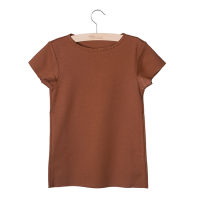 <b>Little HEDONIST</b></br>19ss SHIRT ISABEL</br>Mocha<img class='new_mark_img2' src='https://img.shop-pro.jp/img/new/icons1.gif' style='border:none;display:inline;margin:0px;padding:0px;width:auto;' />