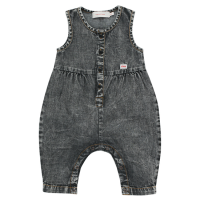 <b>tinycottons</b></br>【19A/W セール】 DENIM ONE-PIECE<img class='new_mark_img2' src='https://img.shop-pro.jp/img/new/icons18.gif' style='border:none;display:inline;margin:0px;padding:0px;width:auto;' />