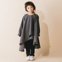 <b>nunuforme</b></br>イレギュラーヘムワンピース</br>Chacoal<img class='new_mark_img2' src='https://img.shop-pro.jp/img/new/icons1.gif' style='border:none;display:inline;margin:0px;padding:0px;width:auto;' />