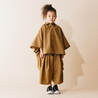 <b>nunuforme</b></br>マントブラウス</br>Brown<img class='new_mark_img2' src='https://img.shop-pro.jp/img/new/icons1.gif' style='border:none;display:inline;margin:0px;padding:0px;width:auto;' />