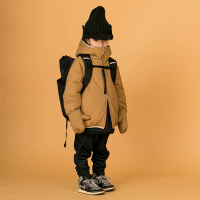 <b>MOUN TEN.</b></br>【19A/W セール】 air blouson</br>Beige/Black<img class='new_mark_img2' src='https://img.shop-pro.jp/img/new/icons18.gif' style='border:none;display:inline;margin:0px;padding:0px;width:auto;' />