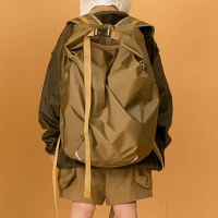 <b>MOUN TEN.</b></br>【19A/W セール】 2way daypack,</br>Beige/Black<img class='new_mark_img2' src='https://img.shop-pro.jp/img/new/icons18.gif' style='border:none;display:inline;margin:0px;padding:0px;width:auto;' />