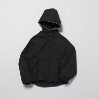 <b>MOUN TEN.</b></br> 20ss ripstretch hoodie<br>black