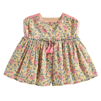 <b>Louise Misha</b></br>20ss Dress/Tapalpa<br>Lemon Flowers