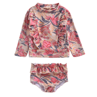 <b>Louise Misha</b></br>20ss UV Protective Set/Toluca</br>Pink Flowers<img class='new_mark_img2' src='https://img.shop-pro.jp/img/new/icons1.gif' style='border:none;display:inline;margin:0px;padding:0px;width:auto;' />