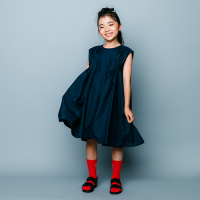 <b>nunuforme</b><br> 20ss タックステッチワンピース<br>Navy<img class='new_mark_img2' src='https://img.shop-pro.jp/img/new/icons1.gif' style='border:none;display:inline;margin:0px;padding:0px;width:auto;' />