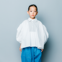 <b>nunuforme</b><br> 20ss ブロードギャザースリーブブラウス<br>White<img class='new_mark_img2' src='https://img.shop-pro.jp/img/new/icons1.gif' style='border:none;display:inline;margin:0px;padding:0px;width:auto;' />
