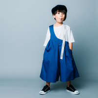 <b>nunuforme</b><br> 20ss ワンサイドテープサロペット<br>Blue<img class='new_mark_img2' src='https://img.shop-pro.jp/img/new/icons1.gif' style='border:none;display:inline;margin:0px;padding:0px;width:auto;' />