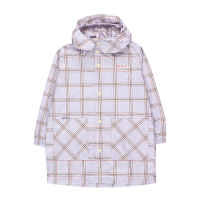 <b>tinycottons</b></br> 20ss CHECK RAINCOAT<br>light lilac/cinnamon<img class='new_mark_img2' src='https://img.shop-pro.jp/img/new/icons1.gif' style='border:none;display:inline;margin:0px;padding:0px;width:auto;' />