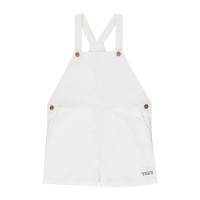 <b>tinycottons</b></br> 20ss DENIM ROMPER<br>off-white